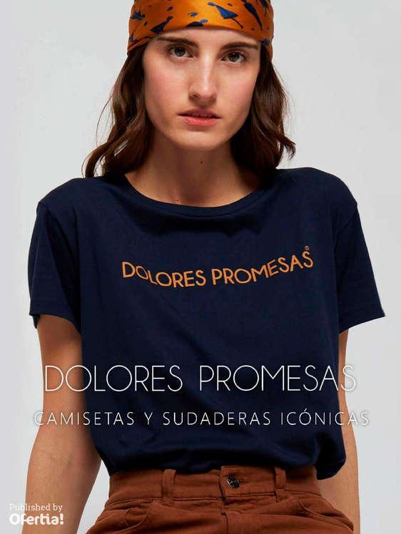 Ofertas de Dolores Promesas, Camisetas y sudaderas icónicas