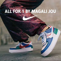 All for 1 by Magali Jou