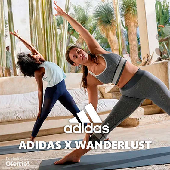 Ofertas de Adidas, Adidas x Wanderlust