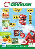 Ofertas de Supermercados Covirán, Es tiempo de ahorrar