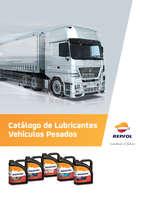 Ofertas de Repsol, Catálogo de Lubricantes Vehículos Pesados