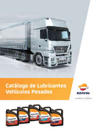 Catálogo de Lubricantes Vehículos Pesados