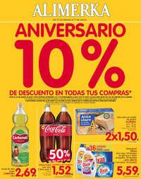 Aniversario 10%
