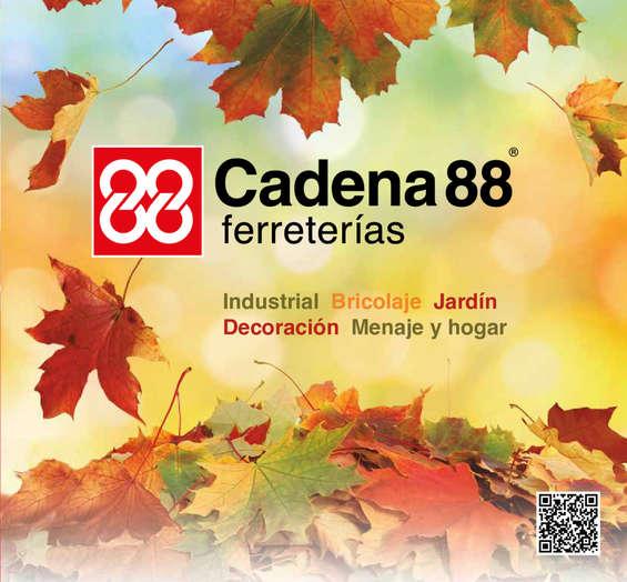 Ofertas de Cadena 88, Otoño 2017