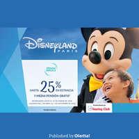 Semana Mágica en Disneyland