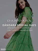 Ofertas de Dándara, Dándara Special Days