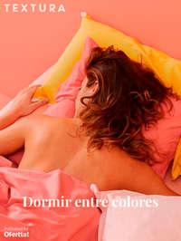 Dormir entre colores