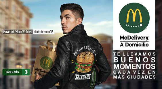 Ofertas de McDonald's, Te llevamos buenos momentos cada vez en más ciudades