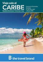 Ofertas de Barceló Viajes, Viaja solo al Caribe