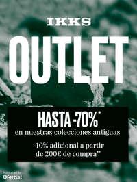 Outlet. Hasta -70%
