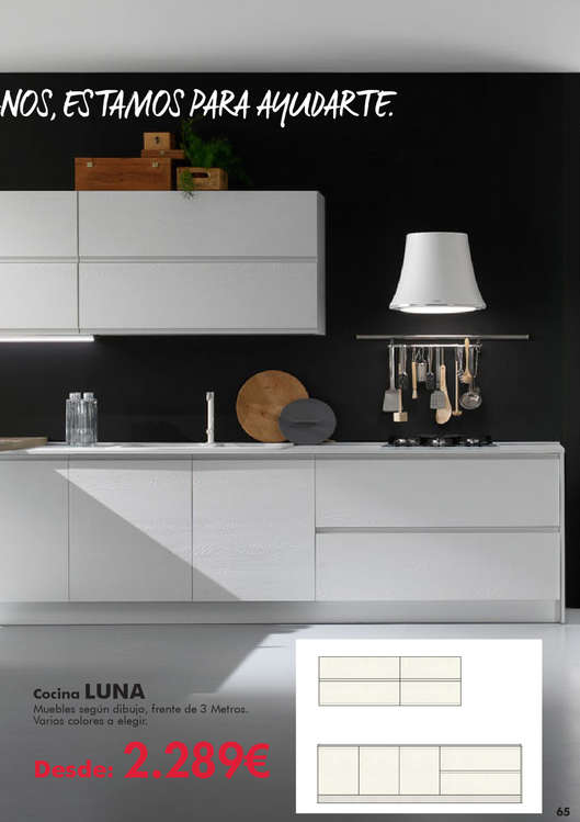 Comprar Muebles de cocina barato en Fuenlabrada - Ofertia