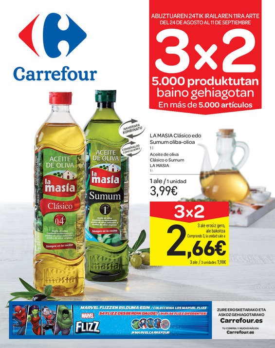 Cat logo ofertas carrefour erandio folleto carrefour erandio ofertia - Ofertia folleto carrefour ...