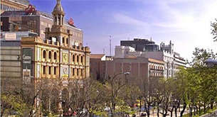 Centro Comercial ABC Serrano