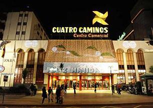 Centro Comercial Cuatro Caminos