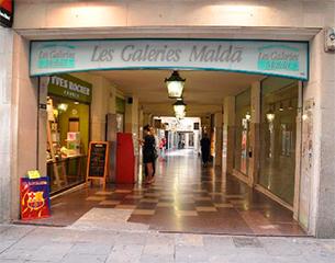Centro Comercial Les Galeries Maldà
