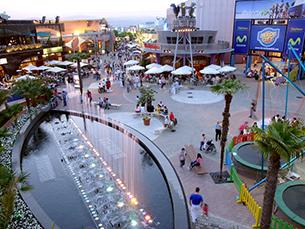 Centro Comercial Heron City Las Rozas