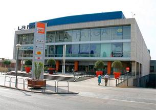 Centro Comercial La Farga